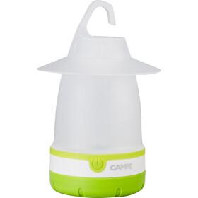 CAMPZ Lanterne, grøn/hvid